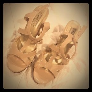 Wedding prom homecoming party shoes high heels